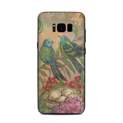 Samsung Galaxy S8 Plus Skin - Splendid Botanical