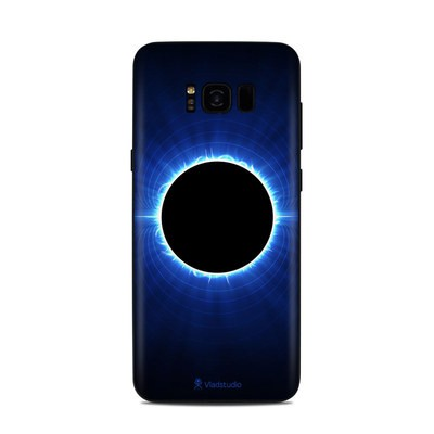 Samsung Galaxy S8 Plus Skin - Blue Star Eclipse