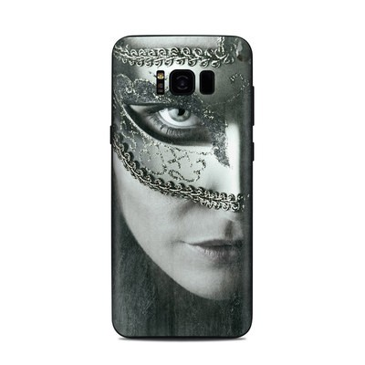 Samsung Galaxy S8 Plus Skin - Behind the Mask