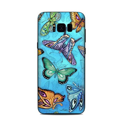 Samsung Galaxy S8 Plus Skin - Butterflies