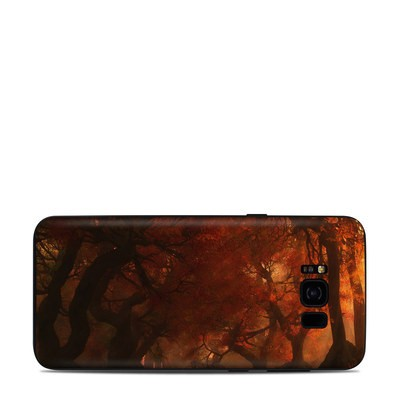 Samsung Galaxy S8 Plus Skin - Canopy Creek Autumn