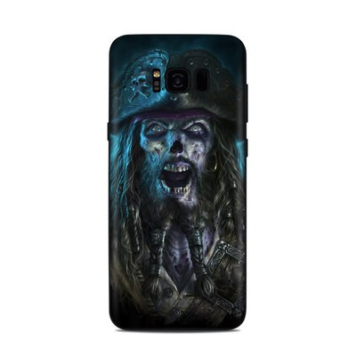 Samsung Galaxy S8 Plus Skin - Captain Grimbeard