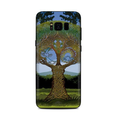 Samsung Galaxy S8 Plus Skin - Celtic Tree