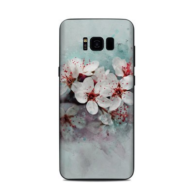 Samsung Galaxy S8 Plus Skin - Cherry Blossoms