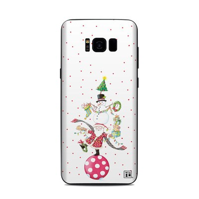 Samsung Galaxy S8 Plus Skin - Christmas Circus