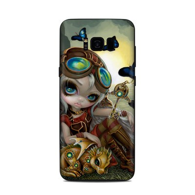 Samsung Galaxy S8 Plus Skin - Clockwork Dragonling