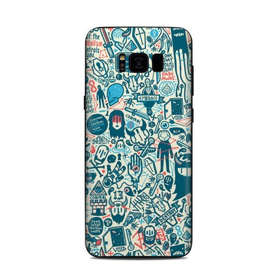 Samsung Galaxy S8 Plus Skin - Committee