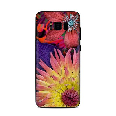Samsung Galaxy S8 Plus Skin - Cosmic Damask