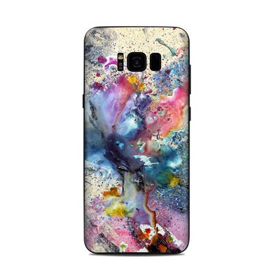 Samsung Galaxy S8 Plus Skin - Cosmic Flower