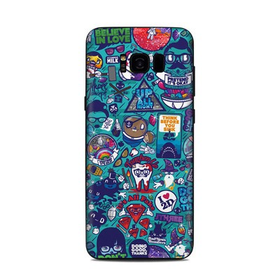 Samsung Galaxy S8 Plus Skin - Cosmic Ray