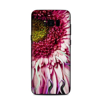 Samsung Galaxy S8 Plus Skin - Crazy Daisy