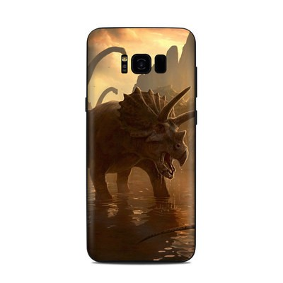 Samsung Galaxy S8 Plus Skin - Cretaceous Sunset