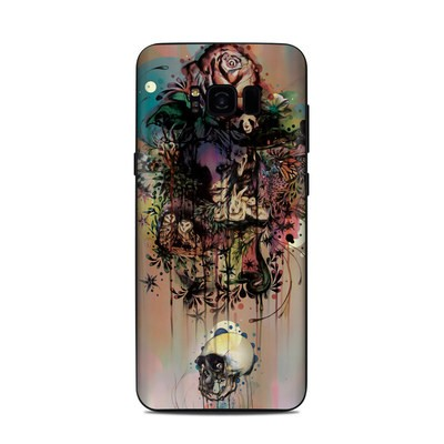 Samsung Galaxy S8 Plus Skin - Doom and Bloom