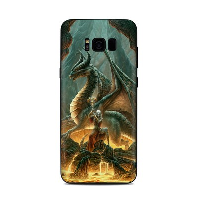 Samsung Galaxy S8 Plus Skin - Dragon Mage