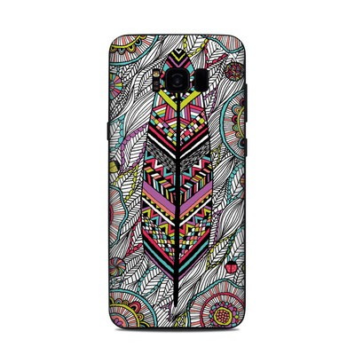 Samsung Galaxy S8 Plus Skin - Dream Feather