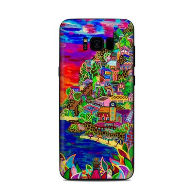 Samsung Galaxy S8 Plus Skin - Dreaming In Italian