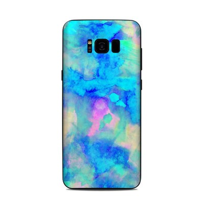 Samsung Galaxy S8 Plus Skin - Electrify Ice Blue