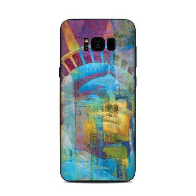 Samsung Galaxy S8 Plus Skin - Face of Freedom