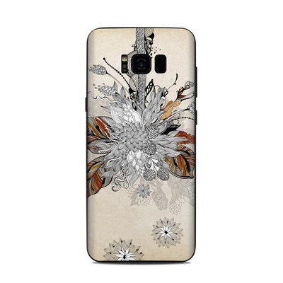 Samsung Galaxy S8 Plus Skin - Fall Floral
