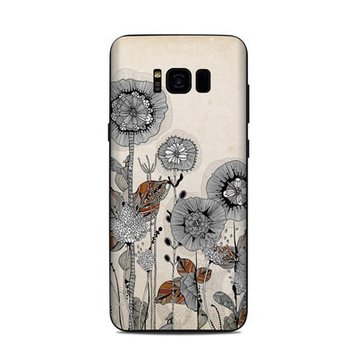 Samsung Galaxy S8 Plus Skin - Four Flowers