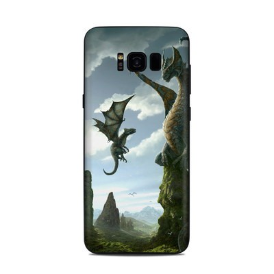 Samsung Galaxy S8 Plus Skin - First Lesson