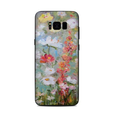 Samsung Galaxy S8 Plus Skin - Flower Blooms