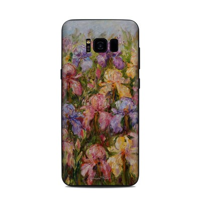 Samsung Galaxy S8 Plus Skin - Field Of Irises