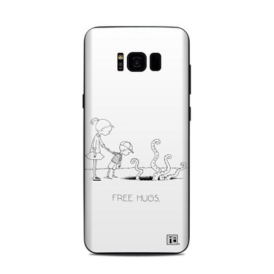 Samsung Galaxy S8 Plus Skin - Free Hugs