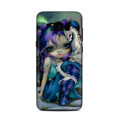 Samsung Galaxy S8 Plus Skin - Frost Dragonling