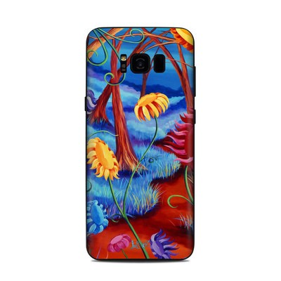 Samsung Galaxy S8 Plus Skin - Forest Whispers
