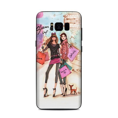Samsung Galaxy S8 Plus Skin - Gallaria