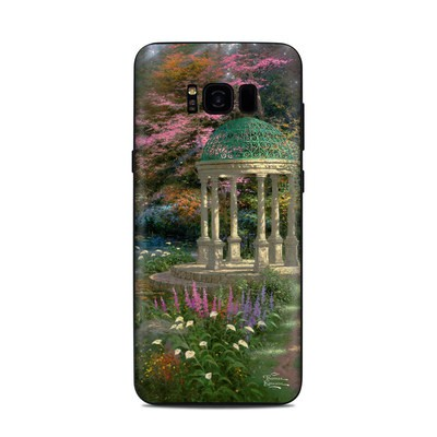Samsung Galaxy S8 Plus Skin - Garden Of Prayer