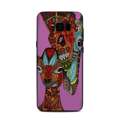 Samsung Galaxy S8 Plus Skin - Giraffe Love