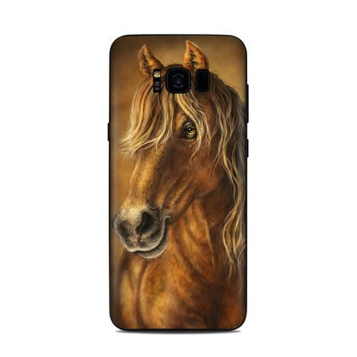 Samsung Galaxy S8 Plus Skin - Gold
