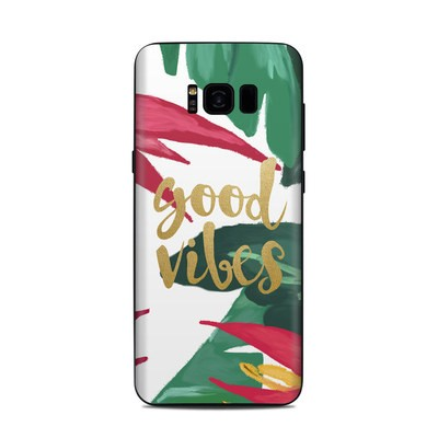 Samsung Galaxy S8 Plus Skin - Good Vibes