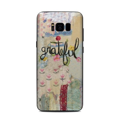 Samsung Galaxy S8 Plus Skin - Grateful