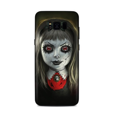 Samsung Galaxy S8 Plus Skin - Haunted Doll