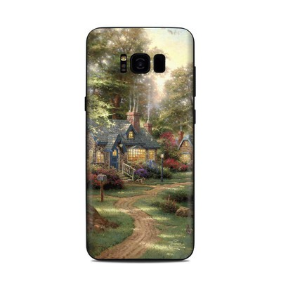 Samsung Galaxy S8 Plus Skin - Hometown Lake