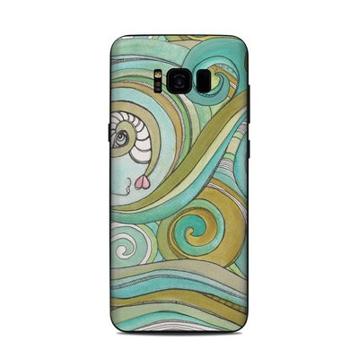 Samsung Galaxy S8 Plus Skin - Honeydew Ocean