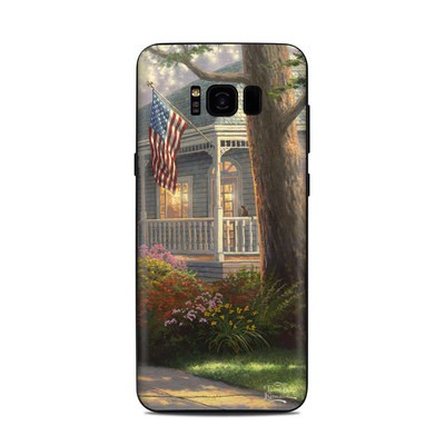 Samsung Galaxy S8 Plus Skin - Hometown Pride