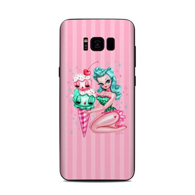 Samsung Galaxy S8 Plus Skin - Ice Cream