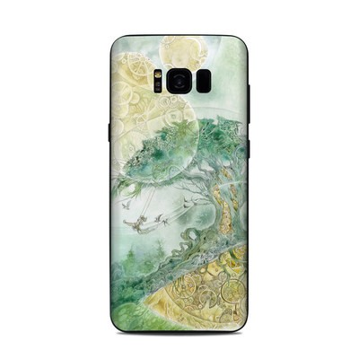 Samsung Galaxy S8 Plus Skin - Inner Workings
