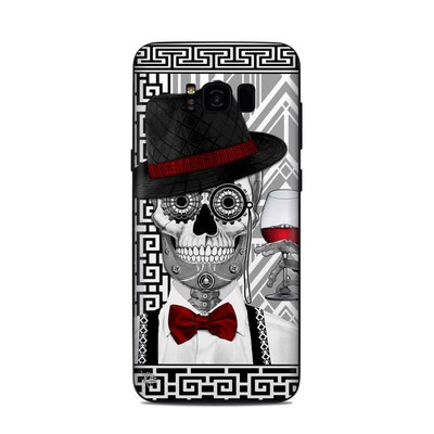 Samsung Galaxy S8 Plus Skin - Mr JD Vanderbone