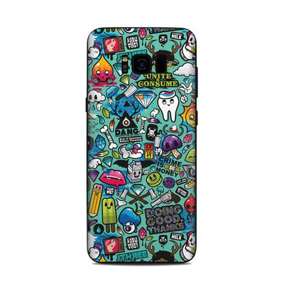 Samsung Galaxy S8 Plus Skin - Jewel Thief
