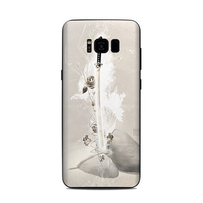 Samsung Galaxy S8 Plus Skin - Katana Gold