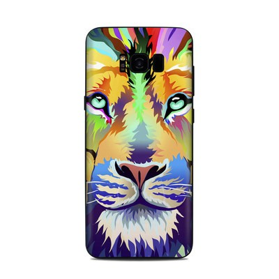 Samsung Galaxy S8 Plus Skin - King of Technicolor