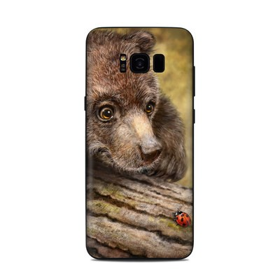 Samsung Galaxy S8 Plus Skin - Kodiak Cub