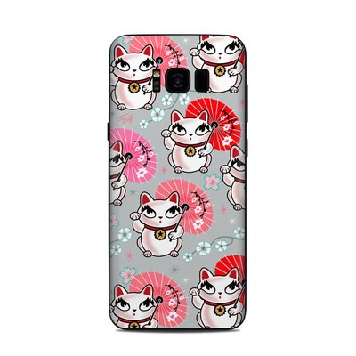 Samsung Galaxy S8 Plus Skin - Kyoto Kitty