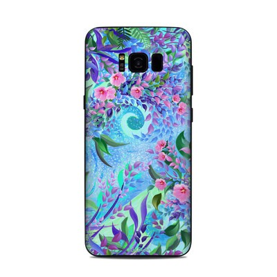 Samsung Galaxy S8 Plus Skin - Lavender Flowers