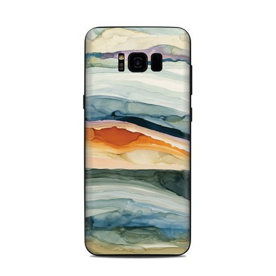 Samsung Galaxy S8 Plus Skin - Layered Earth